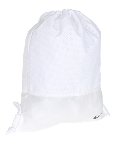 Nike Spor Çantası Beyaz